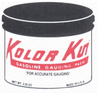 Kolor Kut Fuel and Water Finding Paste